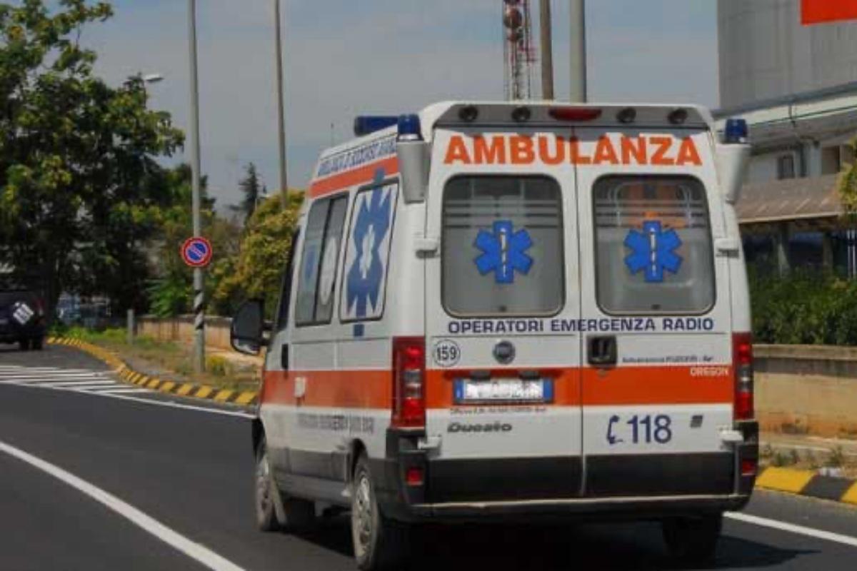 incidente flaminia bimba