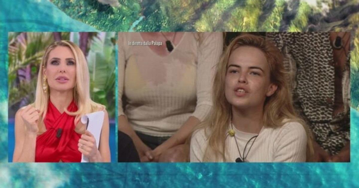 L'Isola dei Famosi: Drusilla Gucci confessa la sua passione