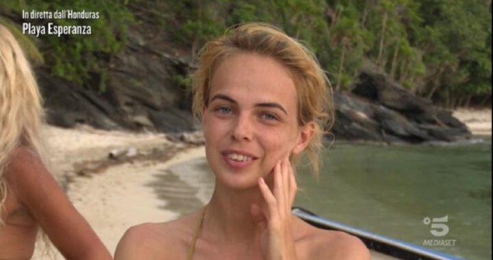 L'Isola dei Famosi, Drusilla Gucci costretta a lasciare l'Isola