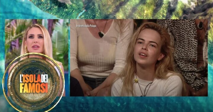 L'Isola dei Famosi: Drusilla Gucci svelato cachet della naufraga nel reality