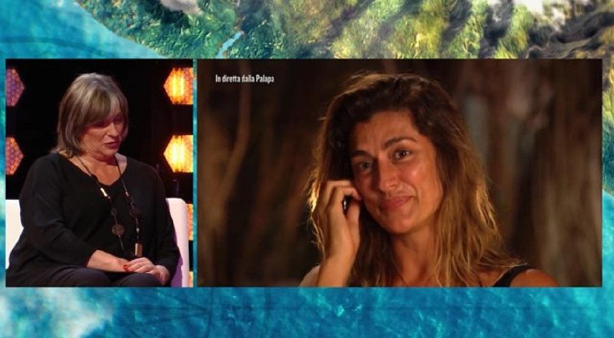 L'Isola dei Famosi: Elisa Isoardi chiede perdono