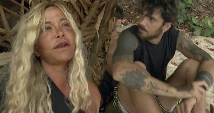 """L'Isola dei Famosi, scontro epocale tra Andrea Cerioli e Vera Gemma: """"Mi fai schifo"""""""