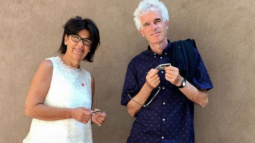 Laura e Peter Neumair