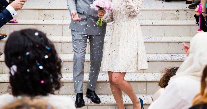 Matrimoni e comunioni in zona gialla