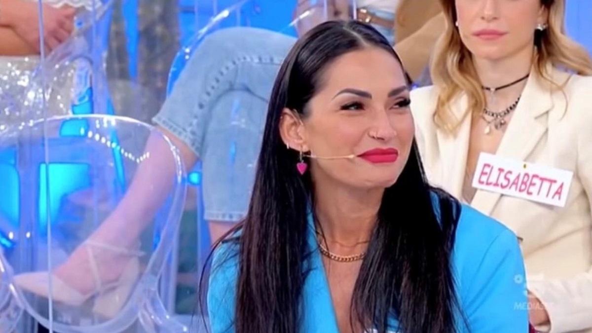 """UeD, due di picche per Ida Platano: """"Non mi fa nessun effetto"""""""