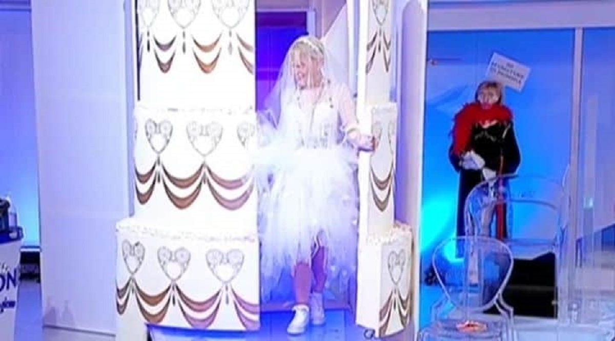 UeD Gemma come Madonna