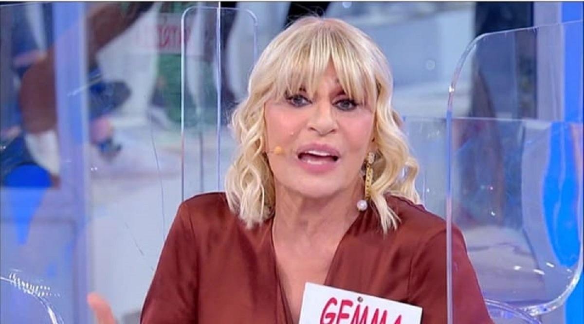 UeD, Gemma Galgani: un nuovo cavaliere