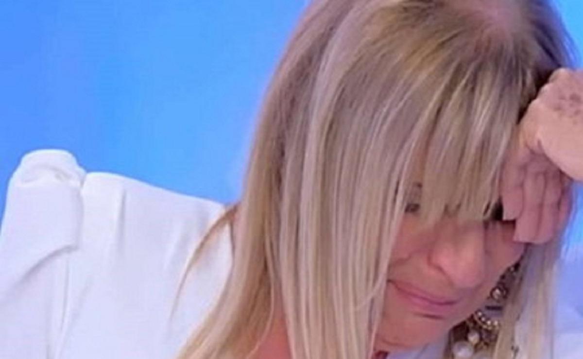 UeD: Gemma Galgani in preda a una crisi nervosa per Sirius