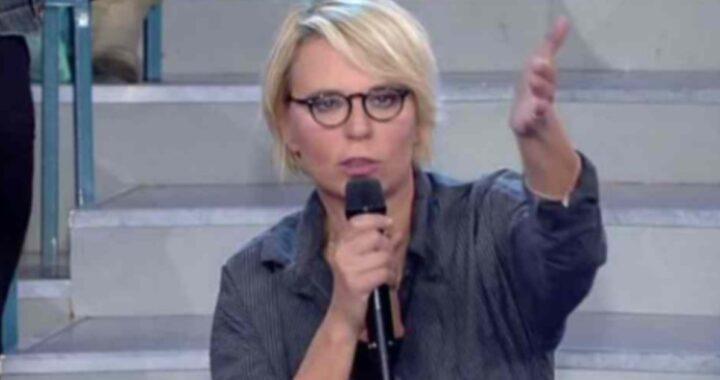 """UeD: Maria De Filippi asfalta il cavaliere Luca Cenerelli: """"Ora parlo io"""""""