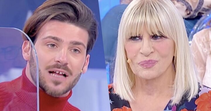 "UeD. Nicola Vivarelli a Tina: ""Ho tutte le voglie"""