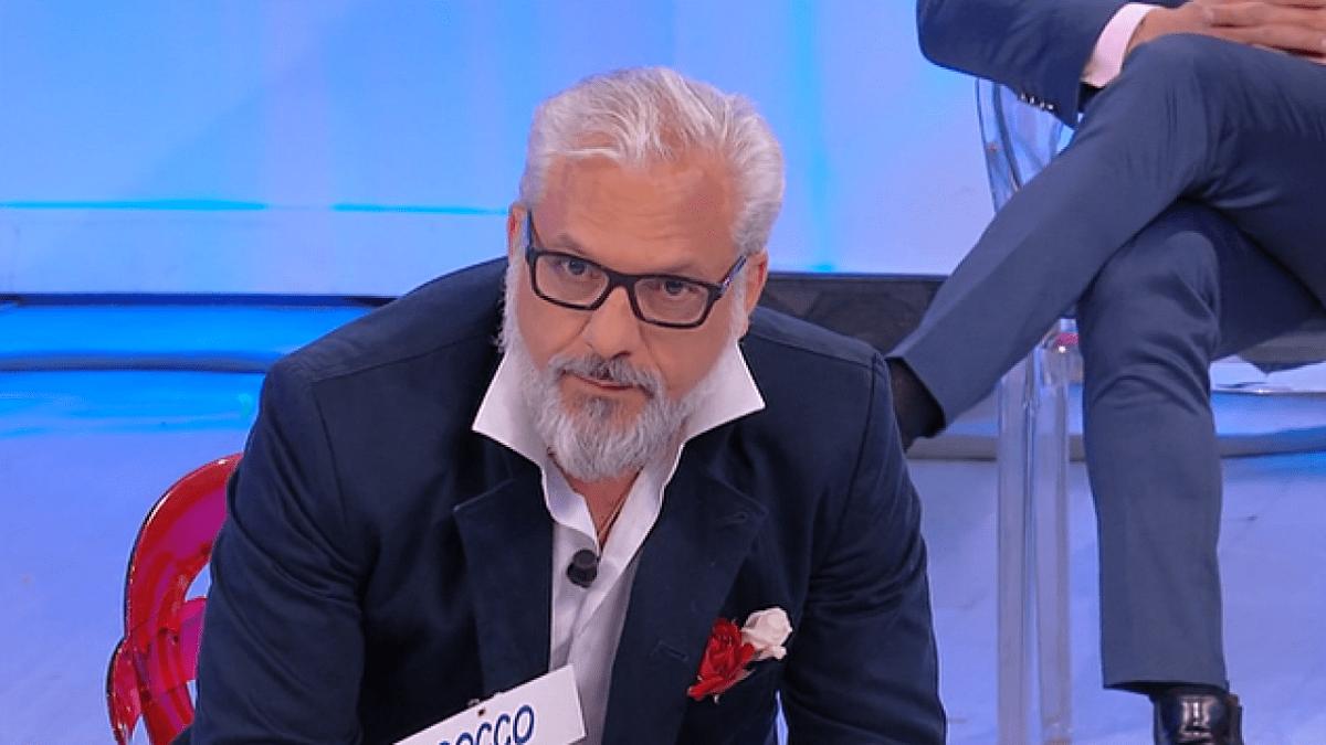 """UeD, Rocco Fredella l'ex di Gemma Galgani: """"Ho pensato al convento"""""""