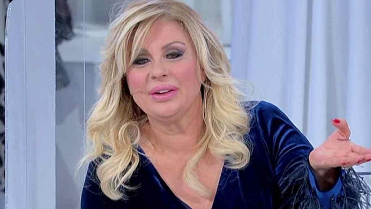 UeD: Tina Cipollari torna in studio