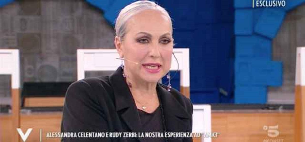 """Verissimo, Rudy Zerbi rivela: """"Io e la Celentano amore carnale"""""""