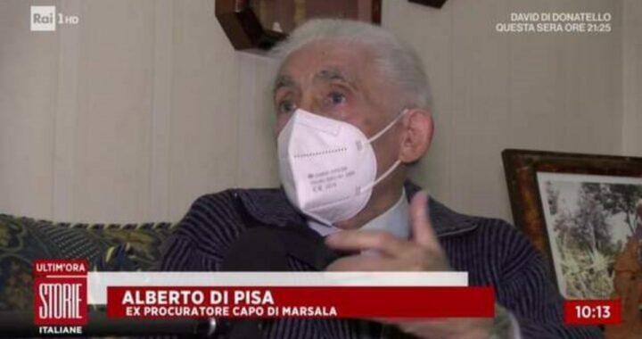 Le dichiarazioni di Alberto di Pisa, ex procuratore capo di Marsala, sul caso di Denise Pipitone