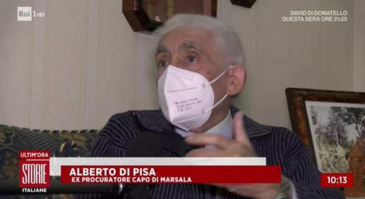Le parole di Alberto di Pisa
