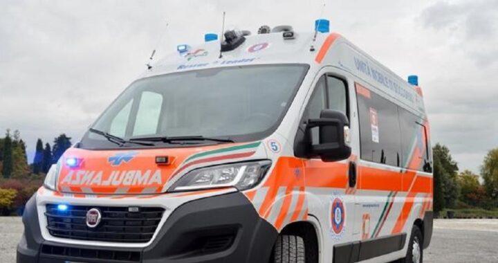 Ambulanza rubata durante un soccorso, il racconto del drammatico episodio