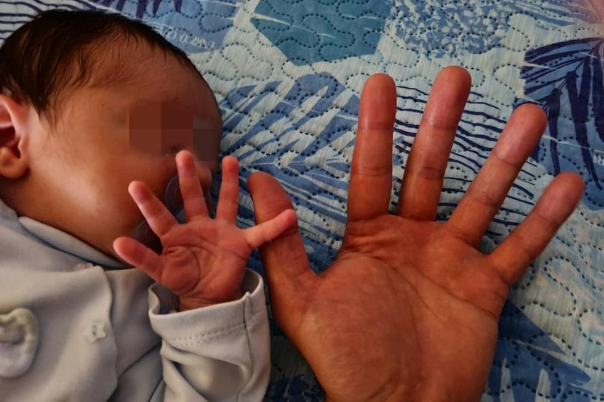 Primo figlio per Andrea Cocco Hirai