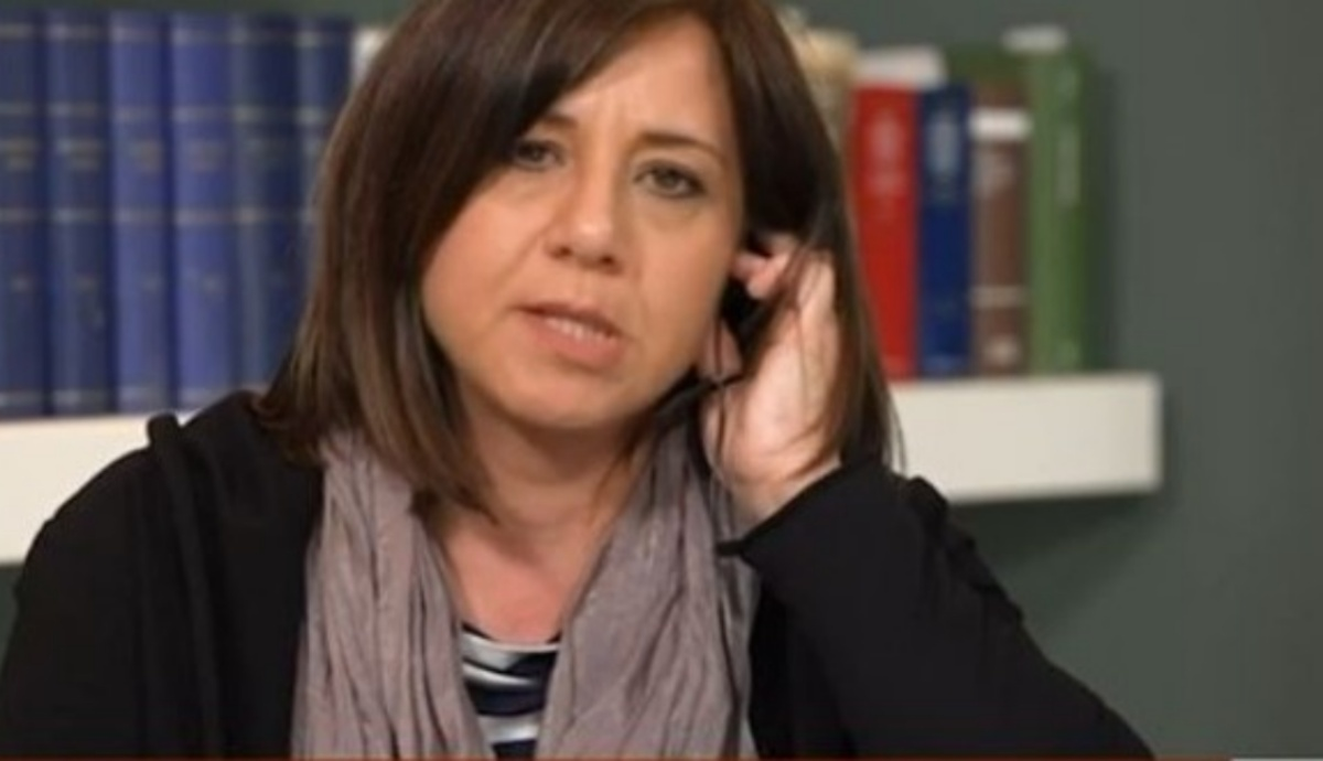 Anna Corona lancia un appello a Quarto Grado