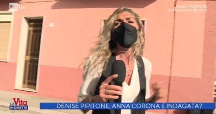La vita in diretta su Anna Corona