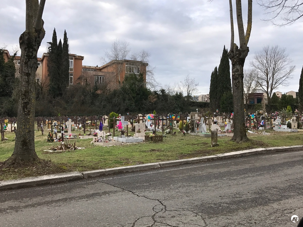cimiteri capitale