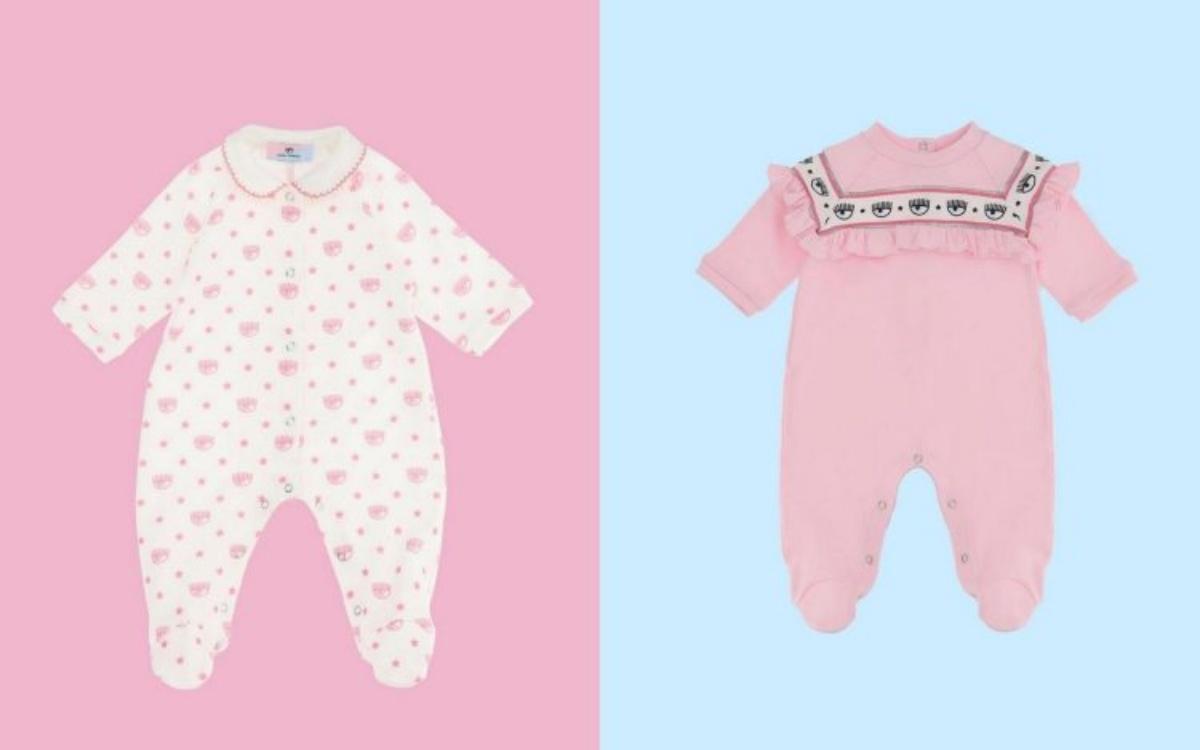 Quanto costa la salopette neonata Chiara Ferragni