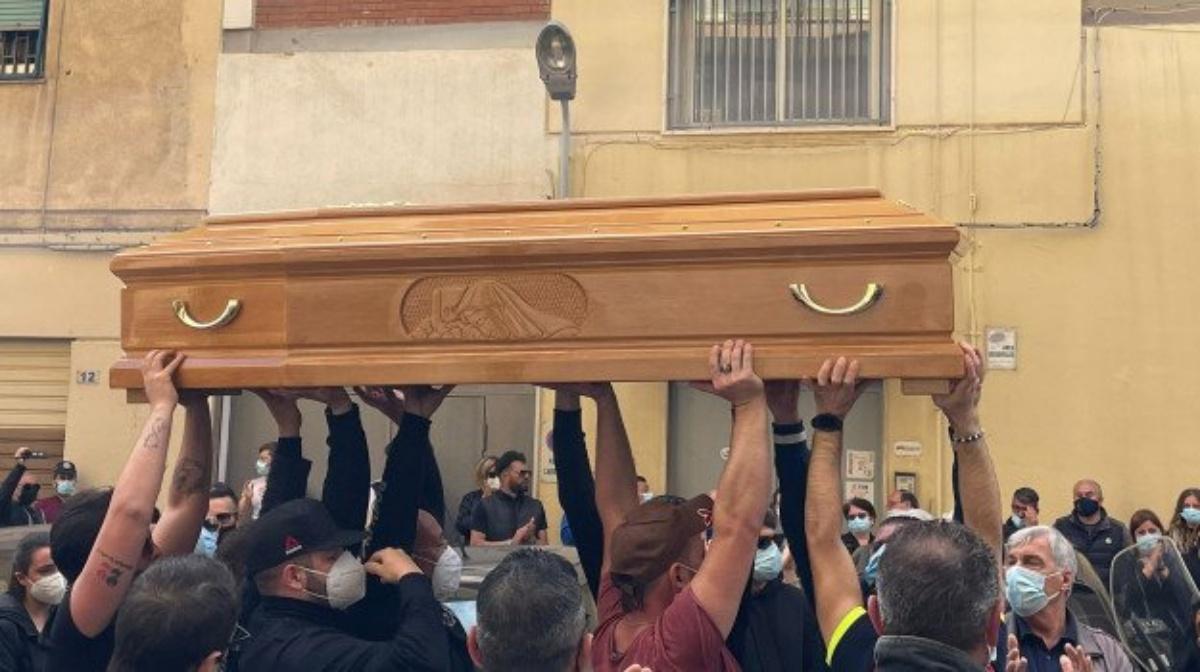 Ieri si sono svolti i funerali di Chiara Ziami