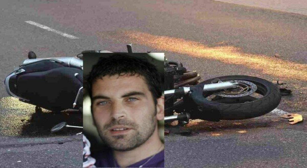 Incidente mortale in moto per Cristian Campagna