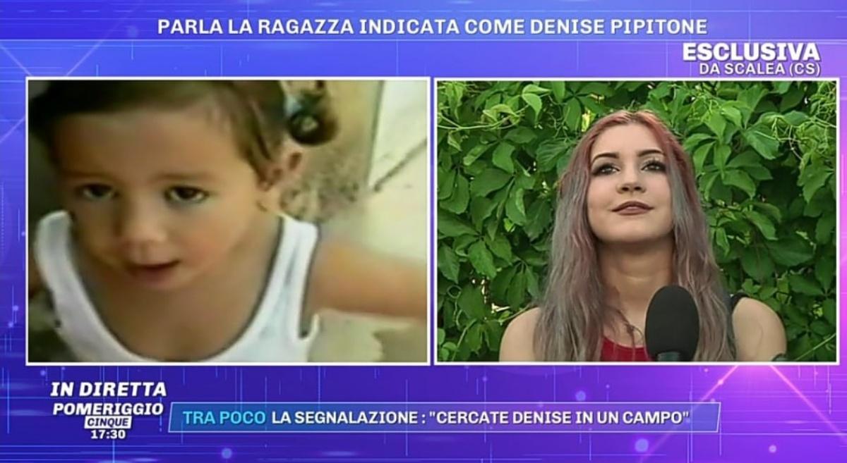 Caso Denise Pipitone a Pomeriggio 5