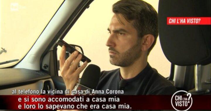 La vicina di Anna Corona sulle ricerche di Denise Pipitone