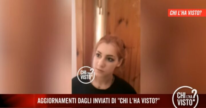 La 19enne interrogata a Scalea non è Denise Pipitone: il video di Chi l'ha visto