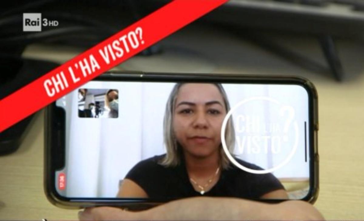 Denise Pipitone: intervistata la giovane della segnalazione