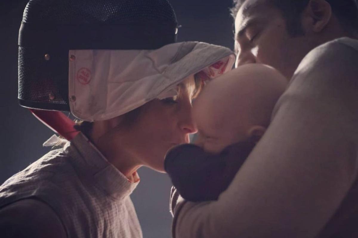 Dopo il ritiro, Elisa Di Francisca annuncia la nascita del suo secondo bambino