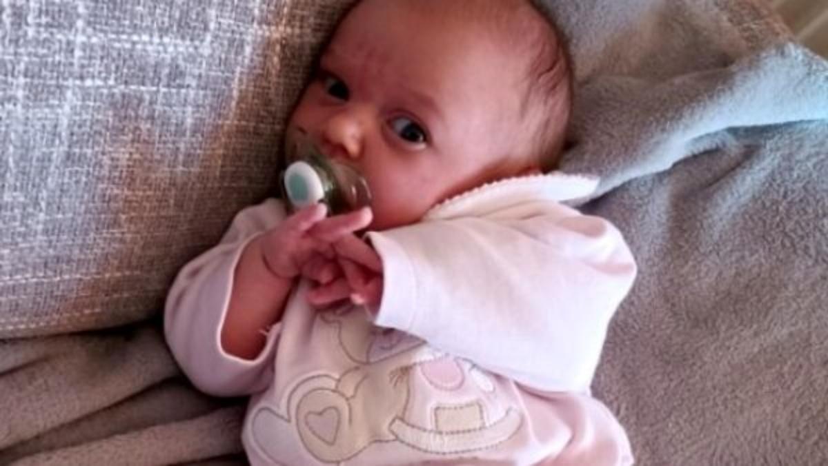 Emma Grespan, bimba muore a soli 17 giorni