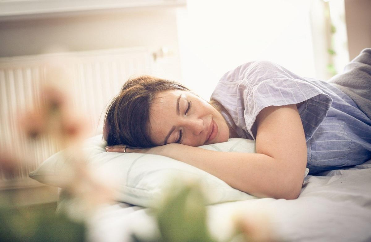 dormire con lo stesso cuscino
