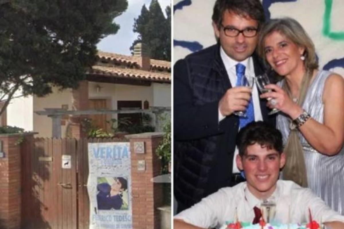 La madre di Federico Tedeschi pretende che si torni ad indagare sulla morte del figlio