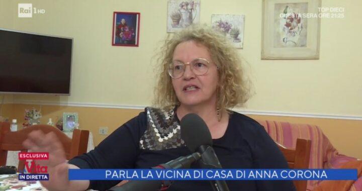Dopo 17 anni, l'ex vicina di Anna Corona si mostra in tv: le parole di Giacoma Pisciotta