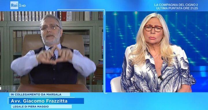 Domenica In: Giacomo Frazzitta