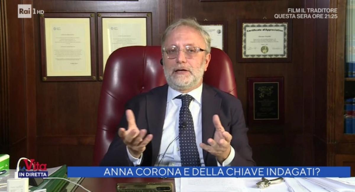 Le dichiarazioni di Giacomo Frazzitta
