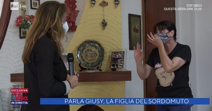 Dopo tanto tempo, la figlia di Battista Della Chiave rompe il silenzio: le parole di Giusy Della Chiave