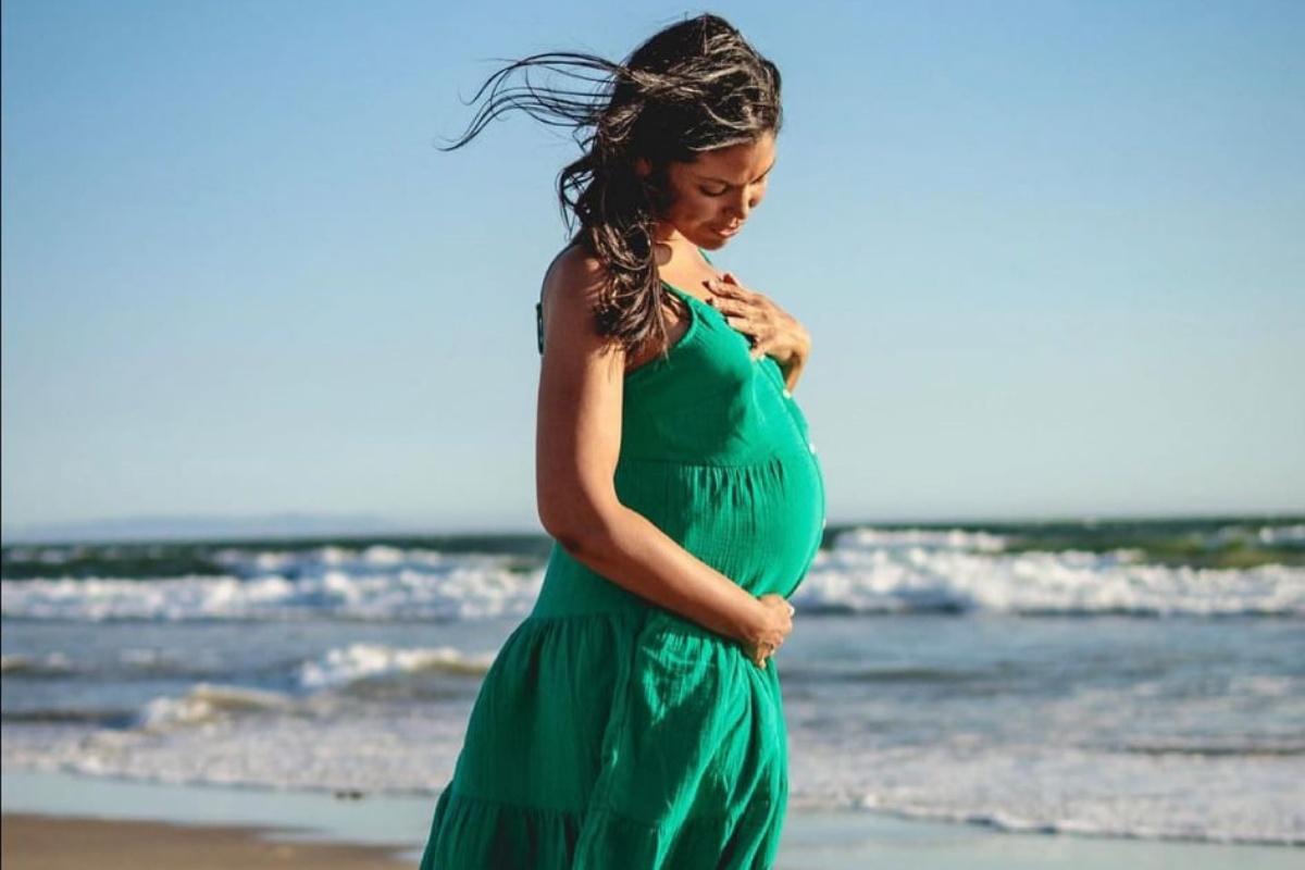 Karla Mosley di nuovo incinta