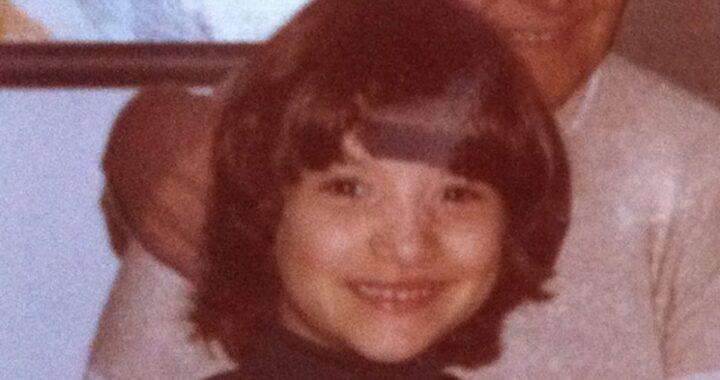 Laura Pausini e le foto di quando era una bambina