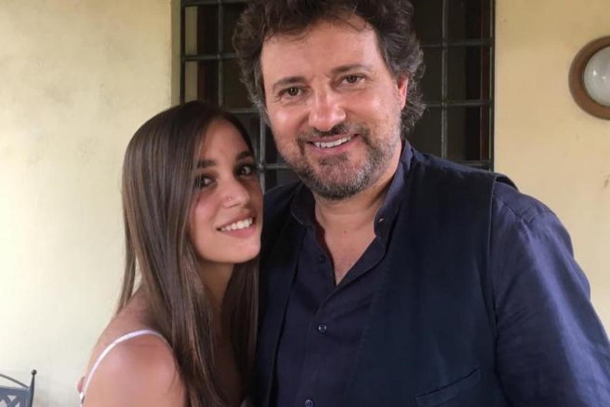Il dolore di Laonardo Pieraccioni per la morte di Luana D'Orazio