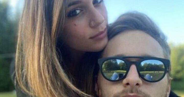 La tristezza di Andrea Orlandi, fidanzato di Luana D'Orazio