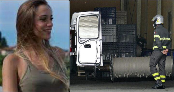 Morte Luana D'Orazio: si indaga sui vestiti che indossava il giorno dell'incidente