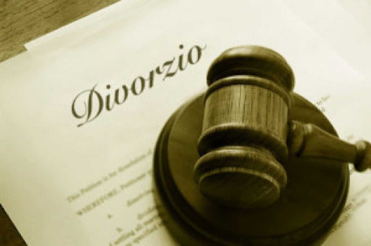 aumentano i divorzi