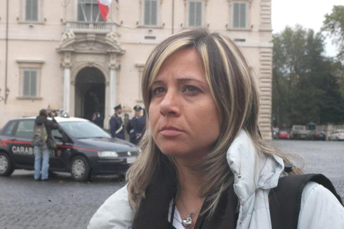 Piera Maggio in difesa di Mazara del Vallo