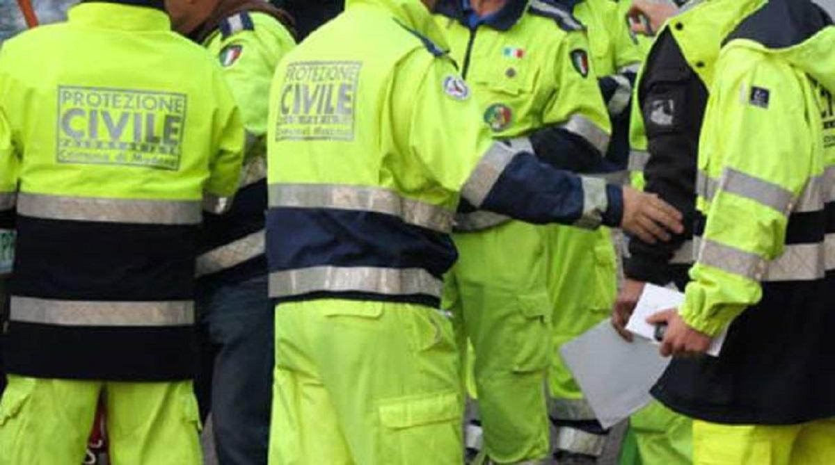 protezione civile messaggio di allerta