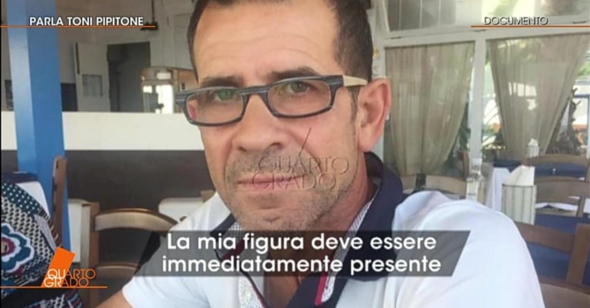 Le parole di Toni Pipitone