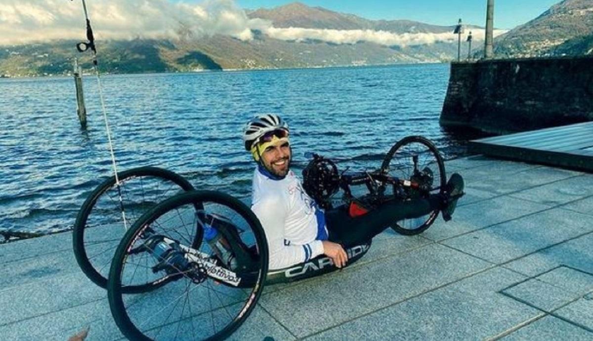 atleta paralimpico
