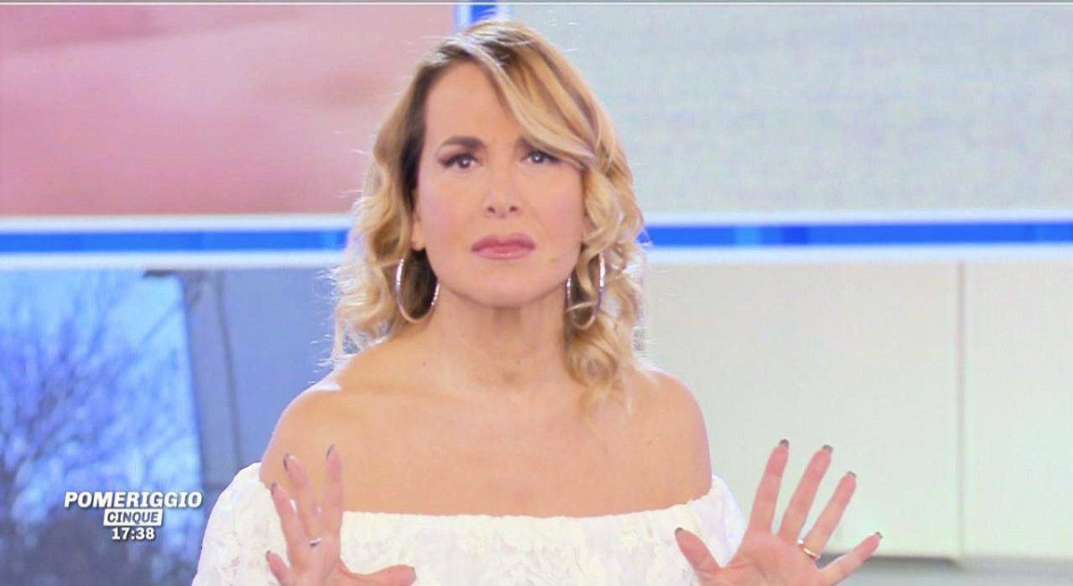 Barbara D'Urso svela la verità sulle sorti di Domenica Live